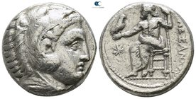 "Kings of Macedon. Babylon. Alexander III ""the Great"" 336-323 BC. Tetradrachm AR"