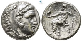 "Kings of Macedon. Miletos. Alexander III ""the Great"" 336-323 BC. Tetradrachm AR"