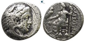 "Kings of Macedon. Tarsos. Alexander III ""the Great"" 336-323 BC. Drachm AR"