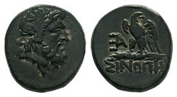 Paphlagonia. Sinope circa 120-60 BC.    Condition: Very Fine  Weight: 7.87 gr Diameter: 20 mm