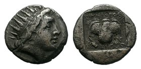 ISLANDS OFF CARIA, Rhodos. Rhodes. Circa 188-170 BC. Drachm    Condition: Very Fine  Weight: 1.74 gr Diameter: 14 mm