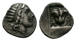 ISLANDS OFF CARIA, Rhodos. Rhodes. Circa 188-170 BC. Drachm    Condition: Very Fine  Weight: 2.31 gr Diameter: 16 mm