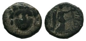 LYCAONIA, Eikonion. 1st Century BC. Bronze   Condition: Very Fine  Weight: 2.23 gr Diameter: 14 mm
