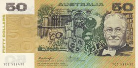 Australia, 50 Dollars, 1975, UNC, p47b