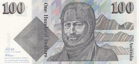 Australia, 100 Dollars, 1992, UNC, p48d