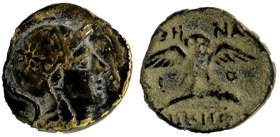 MYSIA. Pergamon. Ae (Mid-late 2nd century BC). AE
