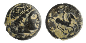 KINGS OF MACEDON. Philipp III Arrhidaios (323-317). Ae. Milet.