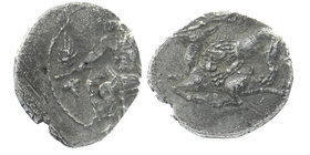 CILICIA. Myriandros. Mazaios (Satrap of Cilicia, 361/0-334 BC). Obol.