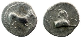 CILICIA, Kelenderis. Circa 400-350 BC. Obol 
