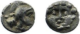 Selge , Pisidia. AR Obol. 3rd Century BC.
