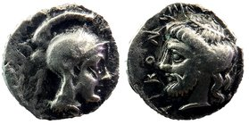 CILICIA. Holmoi. Obol (Circa 4th century BC). AR