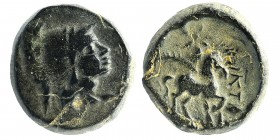 PHRYGIA. Epikteteis. Ae (2nd-1st centuries BC).