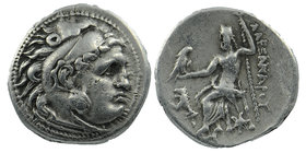 KINGS OF MACEDON. Alexander III 'the Great' (336-323 BC). Drachm.