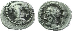 CILICIA. Time of Pharnabazos and Datames. Satrap of Cilicia, 361/0-334 BC.