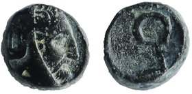 ACHAEMENID EMPIRE. Autophradates, Satrap of Lydia (392-388), of Ionia and Lydia (380-355 BC). Ae.