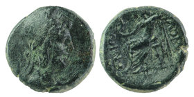 Phrygia, Philomelion, late 2nd-1st century BC. AE 