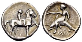 Calabria, Tarente