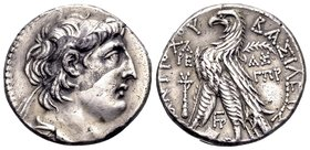 Seleucid kingdom, Antiochos VII