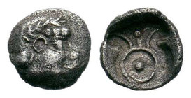 Archaic. Uncertain. Obol (Circa 500 BC).