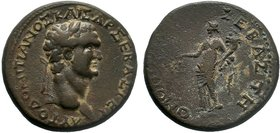 Domitian (81-96). Bithynia, Prusias ad Hypium(?). Æ