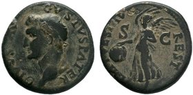 Tiberius for Divus Augustus 14-37AD  Condition: Very Fine  Weight: 12.51 gr Diameter: 27 mm