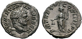 CARACALLA (197-217). Denarius. Rome.  Condition: Very Fine  Weight: 2.13 gr Diameter: 18 mm