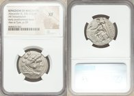MACEDONIAN KINGDOM. Alexander III the Great (336-323 BC). AR tetradrachm (26mm, 5h). NGC XF. Early posthumous issue of Tyre, dated Regnal Year 29 of A...