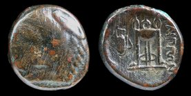 KINGS of MACEDON, Philippi under Philip II, c. 356-345 BCE. 5.32g, 15-17mm.
