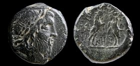 KINGS of MACEDON, Amphipolis under Philip V to Perseus, c. 187-168 BCE, AE20. 7.15g, 20mm.