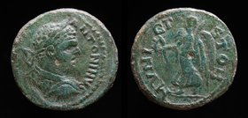 MACEDON, Stobi: Caracalla (198-217), AE24. 5.82g, 23.9mm.
