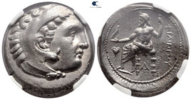 Kings of Macedon. Sardeis. Philip III Arrhidaeus 323-317 BC. Struck 323-319 BC. Tetradrachm AR