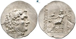 "Kings of Macedon. Mesembria. Alexander III ""the Great"" 336-323 BC. Autonomous issue, struck circa 175-150 BC. Tetradrachm AR"