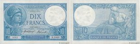 Country : FRANCE  Face Value : 10 Francs MINERVE  Date : 27 mai 1916  Period/Province/Bank : Banque de France, XXe siècle  Catalogue reference : F.06....