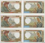 Country : FRANCE  Face Value : 50 Francs JACQUES CŒUR Lot  Date : 23 janvier 1941  Period/Province/Bank : Banque de France, XXe siècle  Catalogue refe...