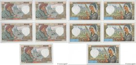 Country : FRANCE  Face Value : 50 Francs JACQUES CŒUR Lot  Date : 08 janvier 1942  Period/Province/Bank : Banque de France, XXe siècle  Catalogue refe...