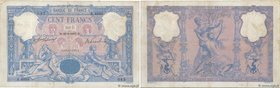 Country : FRANCE  Face Value : 100 Francs BLEU ET ROSE  Date : 23 août 1907  Period/Province/Bank : Banque de France, XXe siècle  Catalogue reference ...