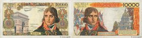 Country : FRANCE  Face Value : 10000 Francs BONAPARTE  Date : 06 juin 1957  Period/Province/Bank : Banque de France, XXe siècle  Catalogue reference :...