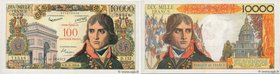 Country : FRANCE  Face Value : 100 NF sur 10000 Francs BONAPARTE  Date : 30 octobre 1958  Period/Province/Bank : Banque de France, XXe siècle  Catalog...