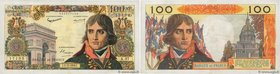 Country : FRANCE  Face Value : 100 Nouveaux Francs BONAPARTE  Date : 03 décembre 1959  Period/Province/Bank : Banque de France, XXe siècle  Catalogue ...