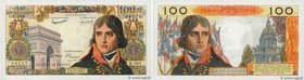 Country : FRANCE  Face Value : 100 Nouveaux Francs BONAPARTE  Date : 10 octobre 1963  Period/Province/Bank : Banque de France, XXe siècle  Catalogue r...