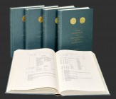 BELLINGER A., GRIERSON, P. Catalogue ot the Byzantine coins in the Dumbarton oaks collection and in the Whittemore collection: 3 vols. in 5 parts. Was...