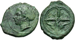 Sicily, Syracuse, Second Democracy, 466 - 405 BC, Hemilitron, Wonderful Patina