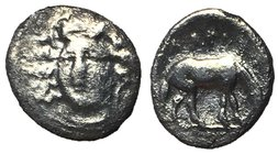 Thessaly, Larissa, 356 - 337 BC, Silver Obol, ex BCD Collection