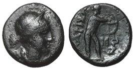Thessaly, Larissa, 2nd Century BC, Dichalkon, ex BCD Collection