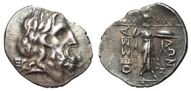 Thessalian League, Late 2nd - mid 1st Century BC, Silver Stater, ex BCD Collection
