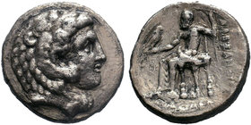 KINGS of MACEDON.Alexander III the Great (336-323 BC). AR tetradrachm.