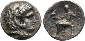 KINGS of MACEDON. Philip III Arrhideus (323-317 BC) , AR Tetradrachm.