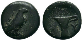 AEOLIS.Kyme. (circa 320-250 BC).AE Bronze.