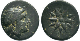 MYSIA.Gambrion. (circa 400 BC).AE Bronze.