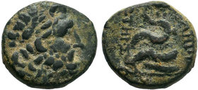 MYSIA. Pergamon. (c 150-120 BC). AE Bronze.